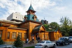 Kazachstán, Almaty - Kazakhstan, Almaty-15