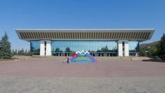 Kazachstán, Almaty - Kazakhstan, Almaty-7