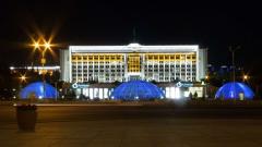 Kazachstán, Almaty - Kazakhstan, Almaty-9