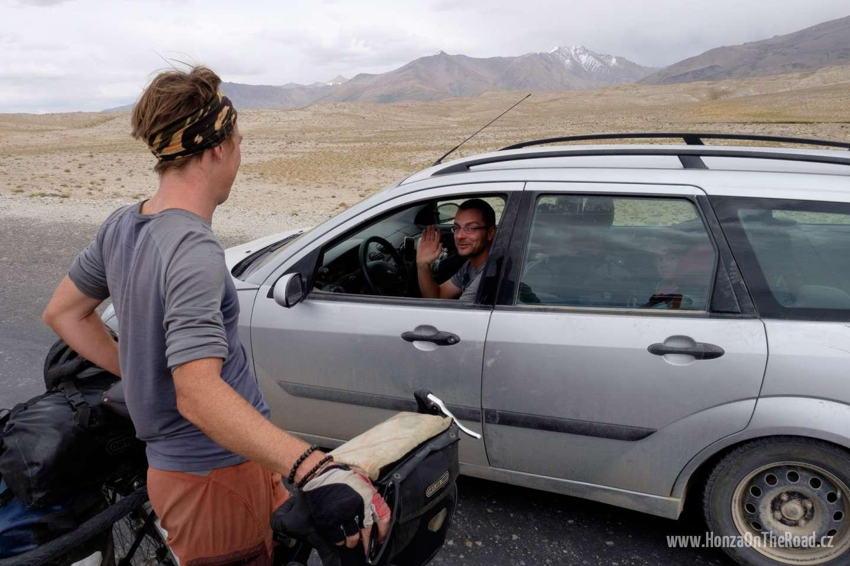 Tádžikistán, Autem až z Německa - Tajikistan, By car from Germany
