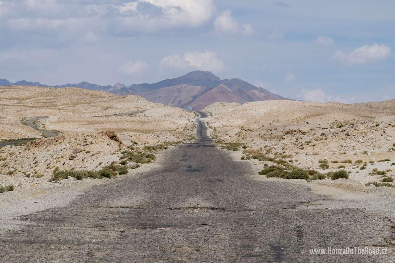 Tádžikistán, Pamírská dálnice - Tajikistan, Pamir Highway-2