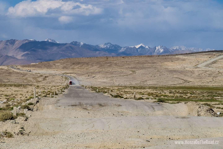 Tádžikistán, Pamírská dálnice - Tajikistan, Pamir Highway