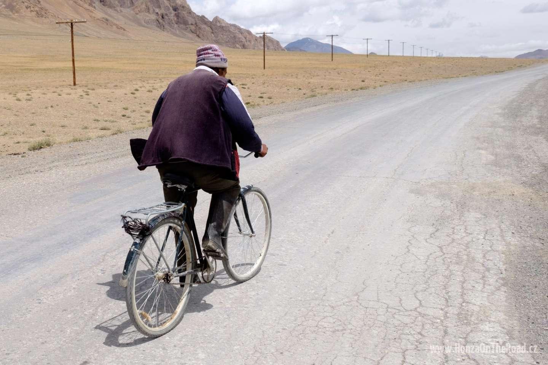 Tádžikistán, Toho nestíhám - Tajikistan, I can't keep him up