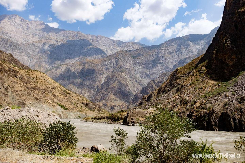 Tádžikistán, Afghánské hory - Tajikistan, Afghan mountains