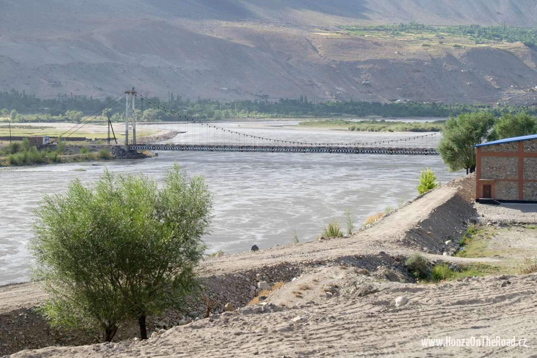 Tádžikistán, Hraniční přechod do Afghánistánu - Tajikistan, The border crossing to Afghanistan
