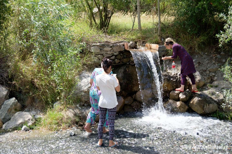 Tádžikistán, Občerstvení - Tajikistan, Refreshment