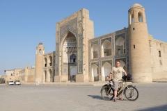 Uzbekistán, Buchara - Uzbekistan, Bukhara-14