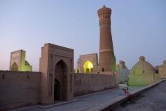 Uzbekistán, Buchara - Uzbekistan, Bukhara-16