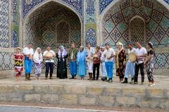 Uzbekistán, Buchara - Uzbekistan, Bukhara-19