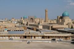 Uzbekistán, Buchara - Uzbekistan, Bukhara-2