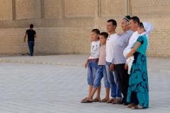 Uzbekistán, Buchara - Uzbekistan, Bukhara-21