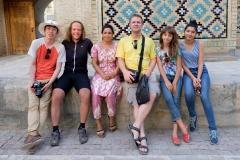 Uzbekistán, Buchara - Uzbekistan, Bukhara-28