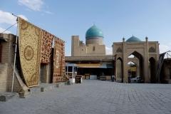 Uzbekistán, Buchara - Uzbekistan, Bukhara-3
