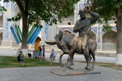 Uzbekistán, Buchara - Uzbekistan, Bukhara-31