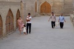 Uzbekistán, Chiva - Uzbekistan, Khiva-14