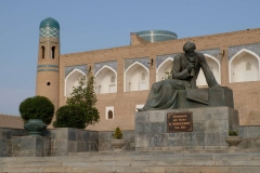 Uzbekistán, Chiva - Uzbekistan, Khiva-3