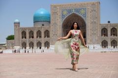 Uzbekistán, Samarkand - Uzbekistan, Samarkand-17