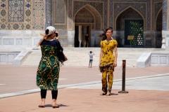 Uzbekistán, Samarkand - Uzbekistan, Samarkand-18