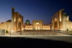 Uzbekistán, Samarkand - Uzbekistan, Samarkand-2