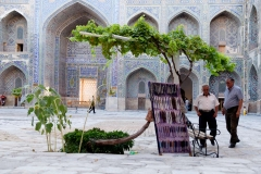 Uzbekistán, Samarkand - Uzbekistan, Samarkand-20