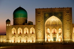 Uzbekistán, Samarkand - Uzbekistan, Samarkand-3