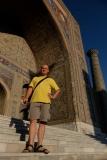 Uzbekistán, Samarkand - Uzbekistan, Samarkand-4