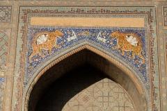Uzbekistán, Samarkand - Uzbekistan, Samarkand-7