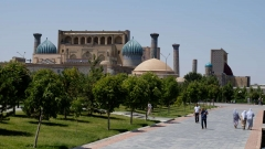 Uzbekistán, Samarkand - Uzbekistan, Samarkand-9