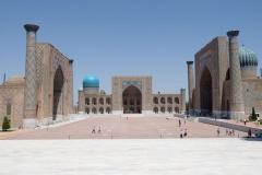 Uzbekistán, Samarkand - Uzbekistan, Samarkand