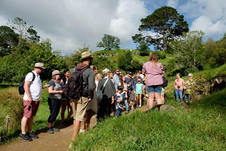 Nový Zéland, Turistická atrakce číslo / New Zealand, No. 1 tourist attraction