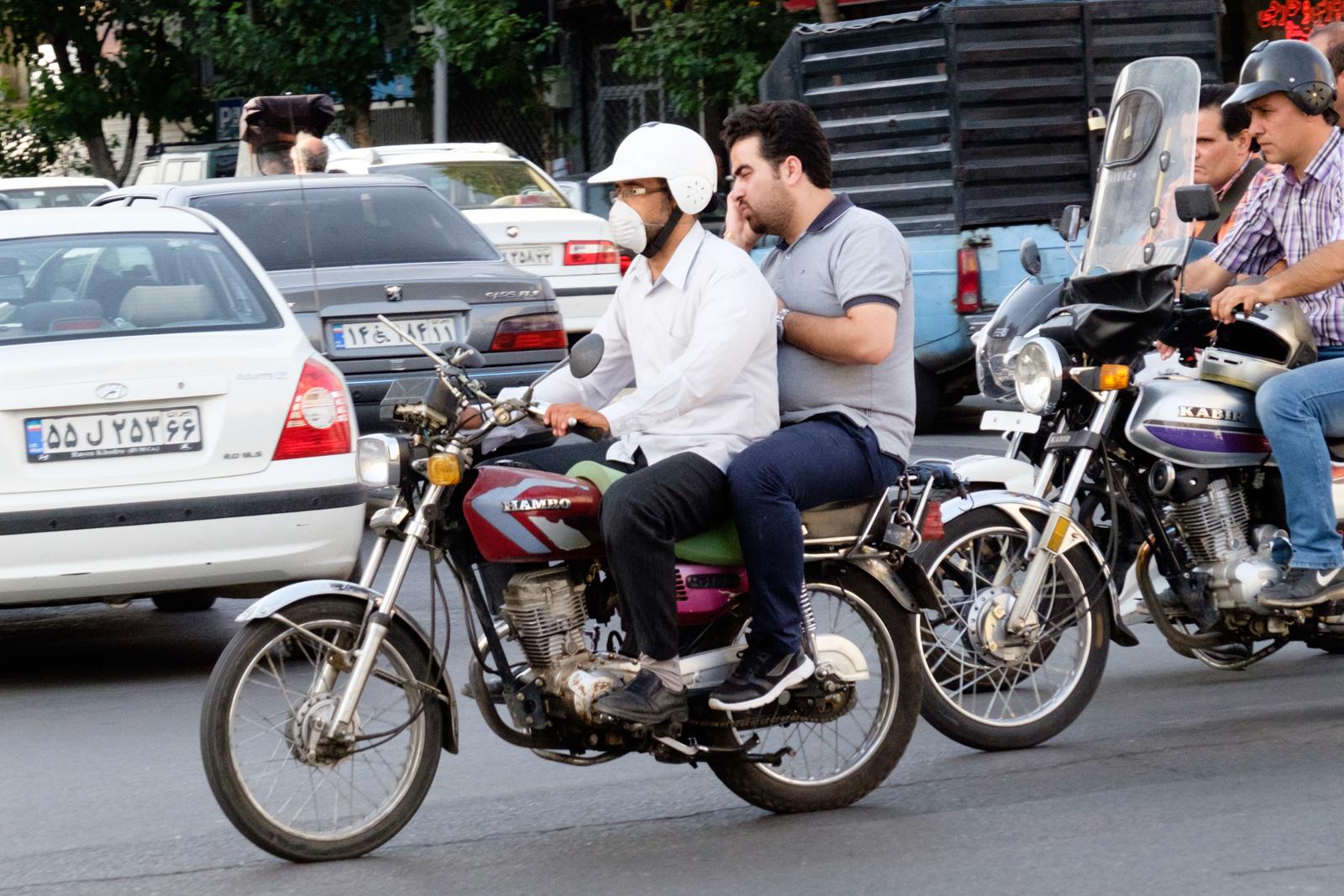 Írán / Iran
