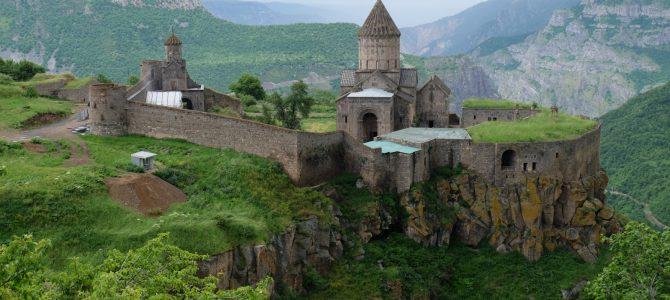 Arménie – fotografie / Armenia – gallery