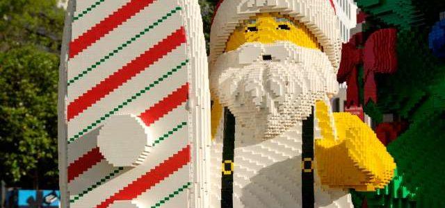 Setkávání s Legem / Meeting Lego on my way